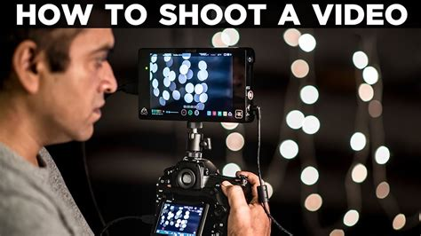 [click]how To Film Or Shoot A Video On Your Dslr Camera  Dslr Filmmaking  Tutorial.