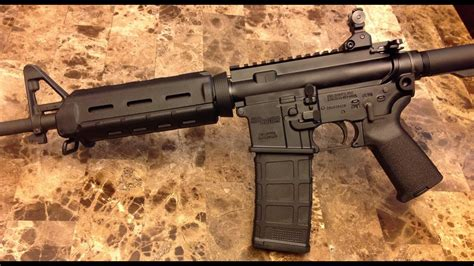 How To Install Magpul Ar15 Accessories.