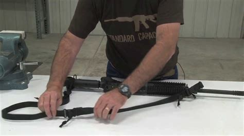 How To Install The Vikings Tactics Vtac Sling.