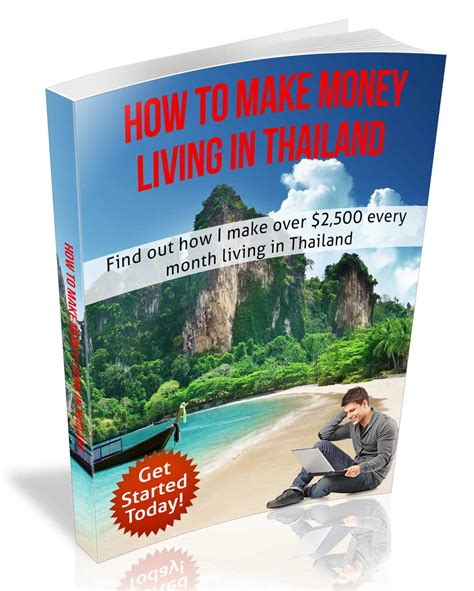 [click]how To Make Money In Thailand  Living Thai.