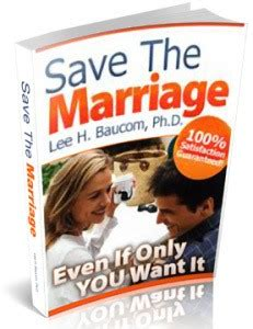 How To Save The Marriage System - Dr Lee Baucoms The Save The.