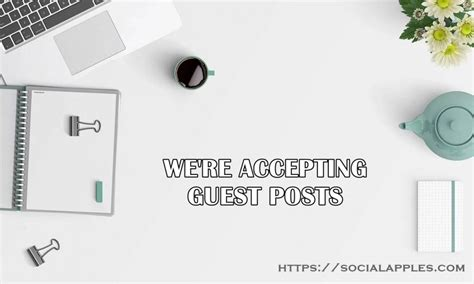 How To Submit Guest Post.
