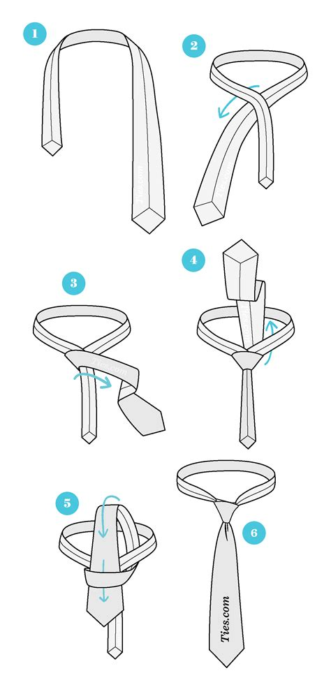 [click]how To Tie A Tie - Quick And Easy.