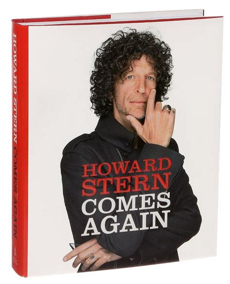 Howard Stern Can Talk. This Book Shows Hes Also A Good Listener.
