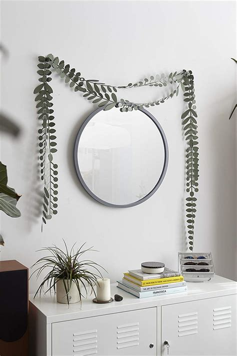 Hub Wall Mirror - Contemporary - Wall Mirrors - By Umbra.