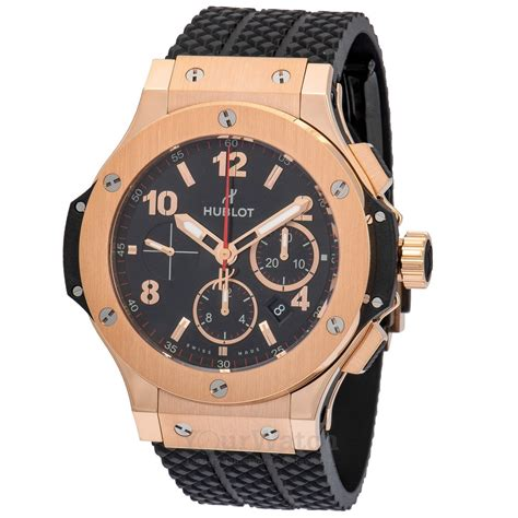 Hublot Big Bang Watches & Chronographs For Men And Women.