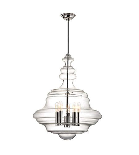 Hudson Valley 4020-Pn Washington 5 Light 20 Inch Polished .