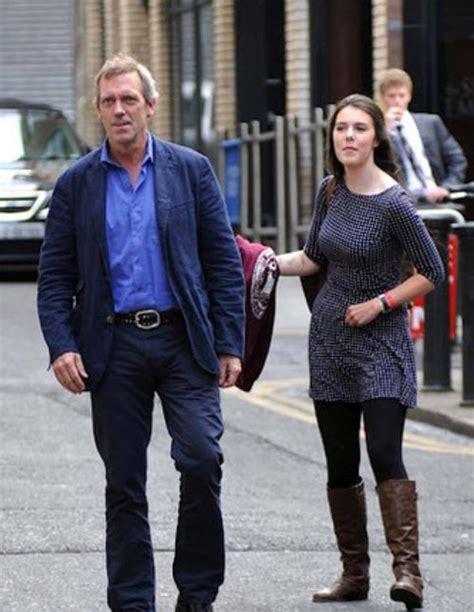 Hugh Laurie Daughter