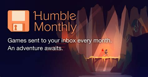 Humble Monthly - Humble Bundle.