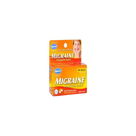 [click]hyland S Migraine Headache Relief Review  Reviewy.