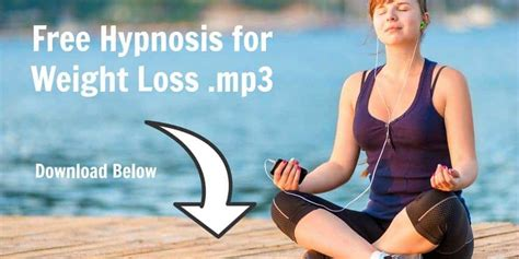 Hypnosis For Weight Loss - Share Guide.