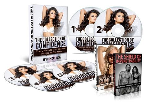 Hypnotica Collection Of Confidence Review – Confidence All The.