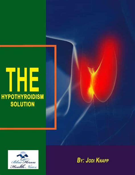 Hypothyroidism: The Hypothyroidism Solution. Hypothyroidism.