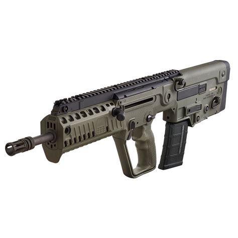 Iwi Us Tavor Xb95 16 5in 5 56x45mm Nato O D Green Odg .