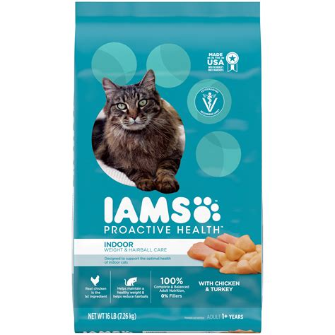 Iams Adult Cat Food