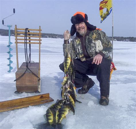 Ice Fishing, Hunting, And Camping This Winter Mass.gov Blog.