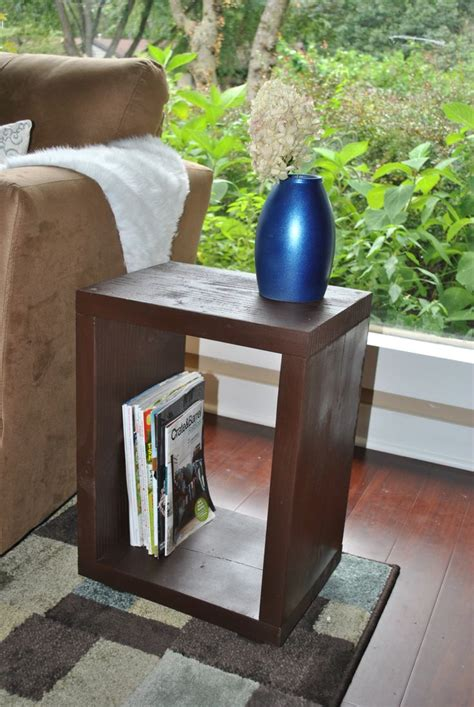 Ideas For Simple End Tables
