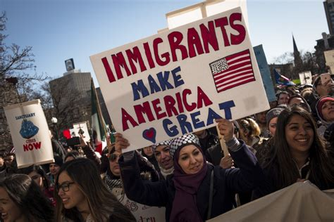 Immigrants and the American Dream