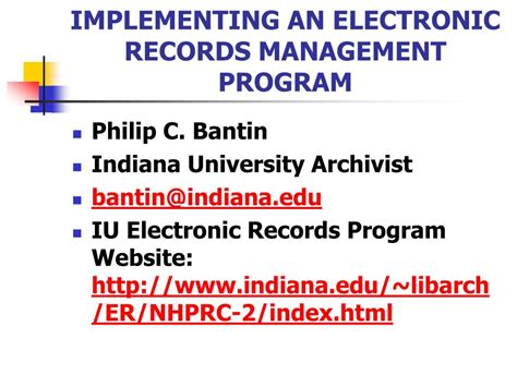 [pdf] Implementing An Electronic Document Management System Edrms .