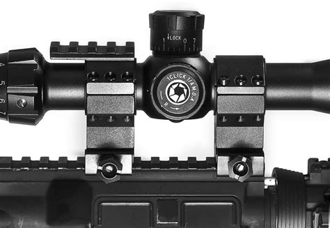 Importance Of A Secure Rifle Scope Mounting System   Page .