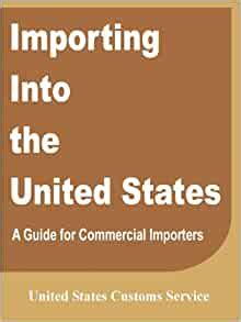 [pdf] Importing Into The United States A Guide For Commercial .