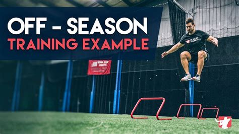 Improve Hockey Performance With This 4-Day Off-Season Dryland.