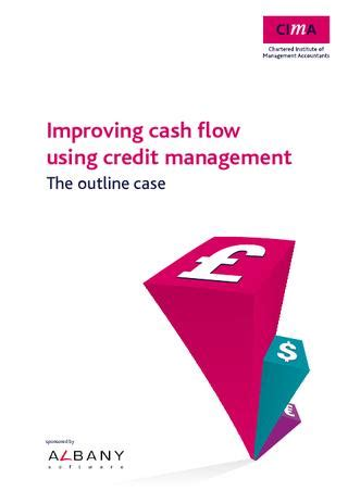 [pdf] Improving Cash Flow Using Credit Management - Cimaglobal Com.