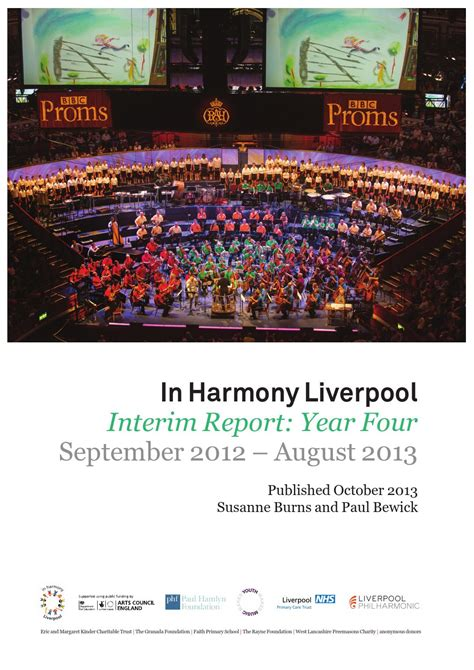 [pdf] In Harmony Liverpool Interim Report Year Four.