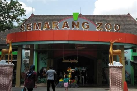 In That Case – Pt. Taman Satwa Semarang - Semarang Zoo.