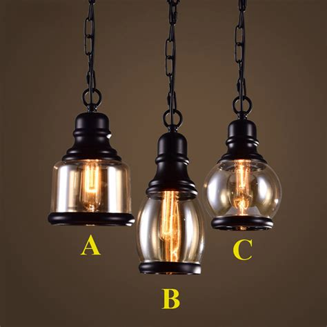 Industrial  Modern Light Fixtures Pendant Lights From .