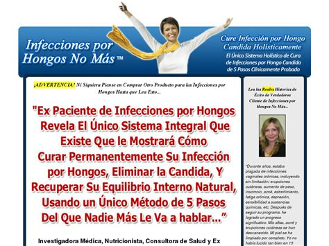 @ Infecciones Por Hongos No Mas Tm  Yeast Infection No More In Spanish