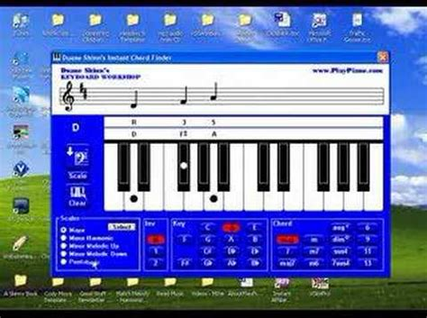 Instant Piano Chord Finder Software You Can Download! - Youtube.
