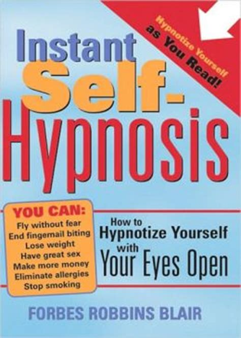 [pdf] Instant Self Hypnosis How To Hypnotize Yourself With Your .