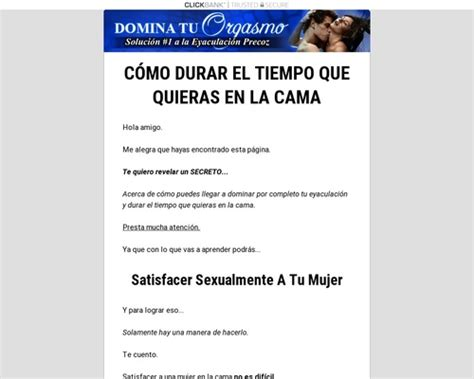 Instruction Domina_tu_orgasmo ** Eyaculacion_precoz ** $31.85.