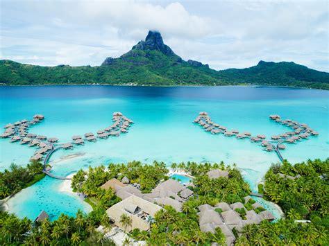 Best Price The St. Regis Bora Bora Resort - Map/location ⊕
