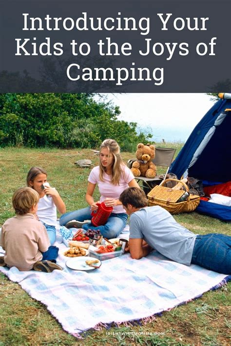 Product Introducing Your Kids To The Joys Of Camping News Update