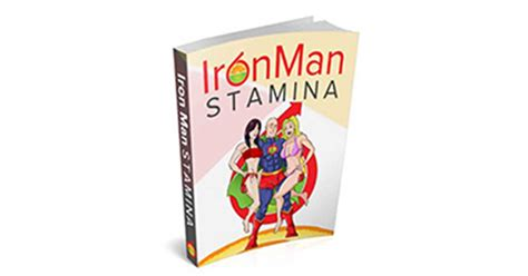 @ Iron Man Stamina Review - Scam Or Legit .