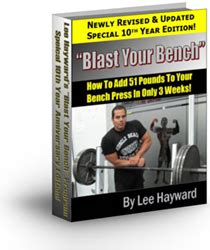 [click]is Blast Your Bench A Scam - Leehayward Com.