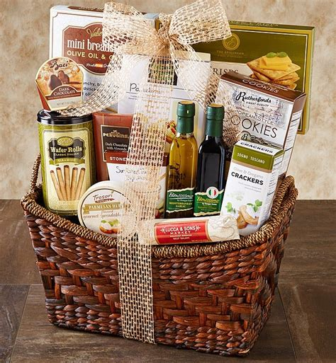 Italian Gourmet Gift Baskets