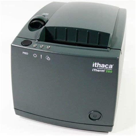 Ithaca Technologies Therm 280 Thermal Receipt Printer 203 .