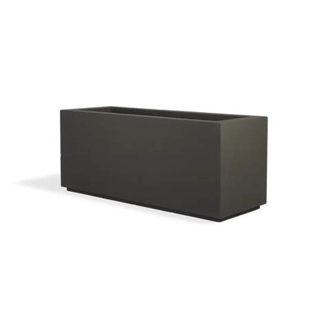 Ivy Bronx Smyrna Tall Polymer Planter Box  Reviews  Wayfair.