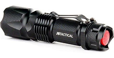 [click]j5 Tactical V1 Pro Flashlight Review - A Great Aa .