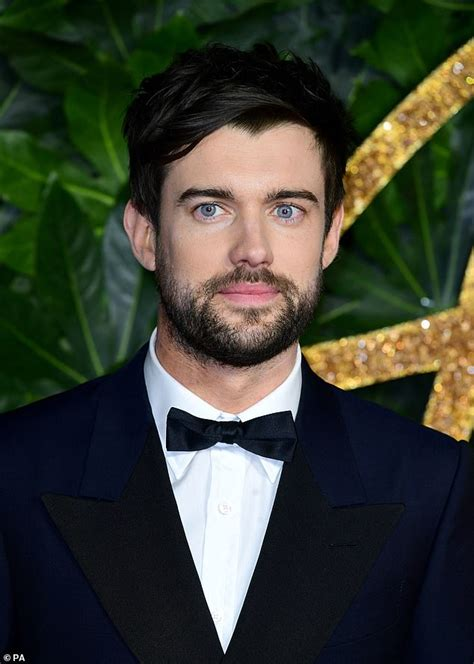 Jack Whitehall Claims He Is Lazy In Bed And Admits His Lovemaking Is.
