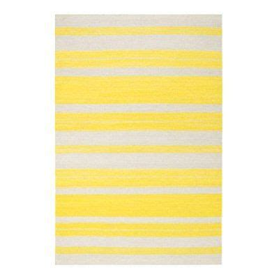 Jagges Stripe 3624rs0 Area Rug - Yellow  Genevieve Gorder .
