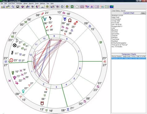 Janus Astrology Software Program Janus 4, Reviews.