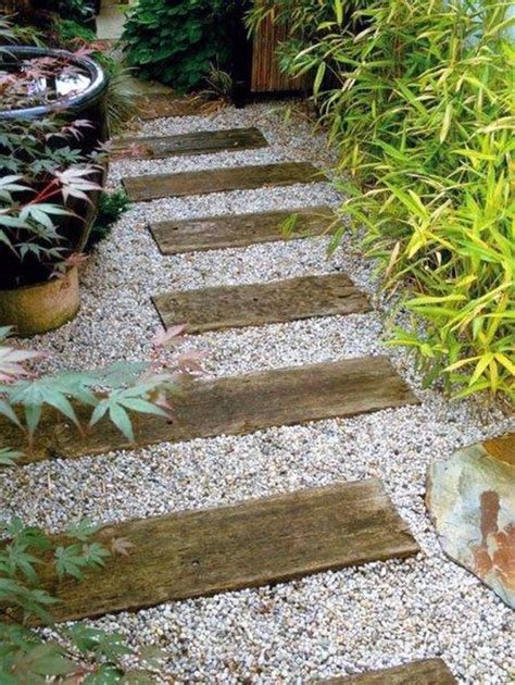 Japanese Garden Plans Wood Path