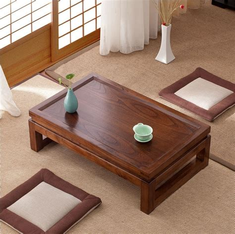 Japanese Woodworking Coffee Table