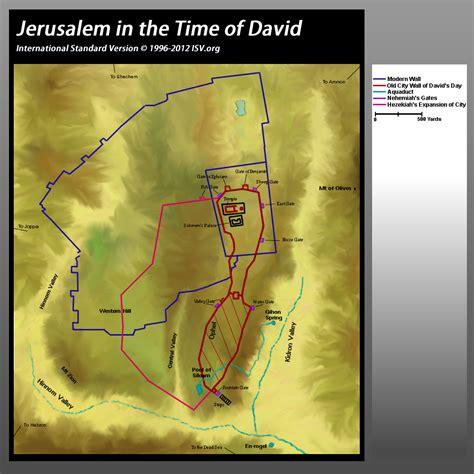 Jerusalem in David's Time
