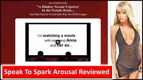 Jessica Js Speak To Spark Arousal Review - Is It That Good?.