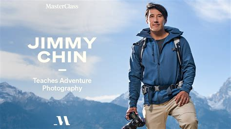 Jimmy Chin Teaches Adventure Photography Masterclass.